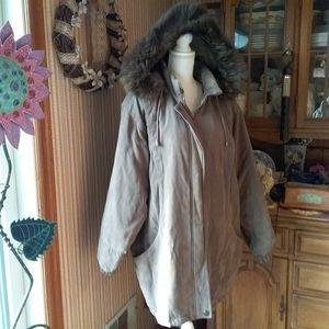 Worthington Thermolite Plus puffy coat